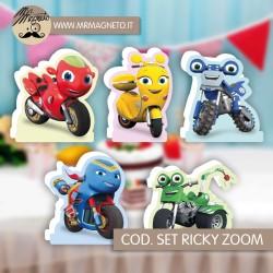Paw Patrol pink piatti quadrati 18cm 8pz