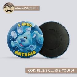 "Trenino Thomas piatto rotondo 18"""