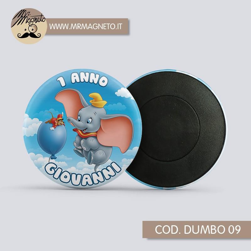 Calamita Animali Foresta 01 - Compleanno