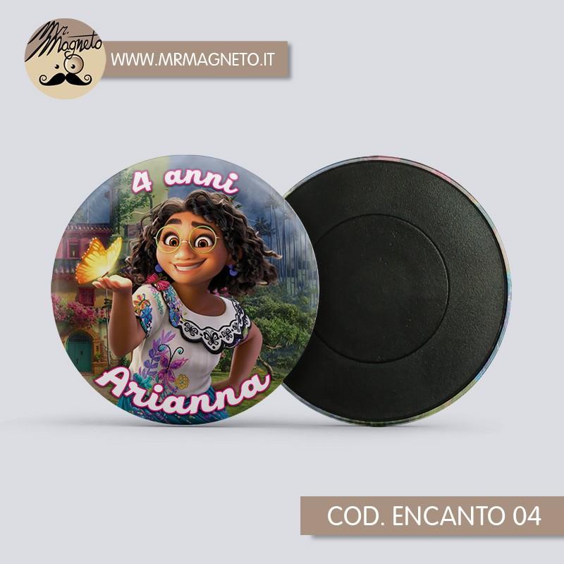 Calamita Farfalla 01 - Compleanno