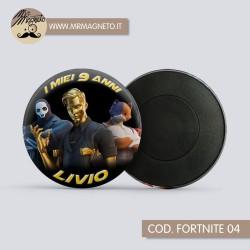 Calamita Avengers 02 - Compleanno