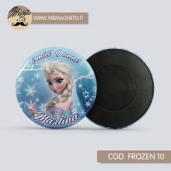 Calamita Ballerina 01 - Compleanno
