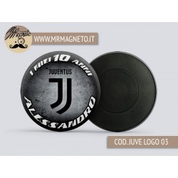 Calamita Juve Logo 03 - Compleanno