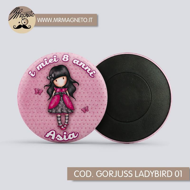 Calamita Real Madrid 01 - Compleanno
