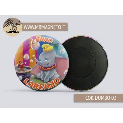 Calamita Dumbo 03 - Compleanno