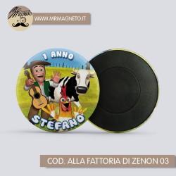 Calamita Harry Potter 01 - Compleanno