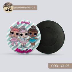 Calamita Pinocchio 03 - Compleanno