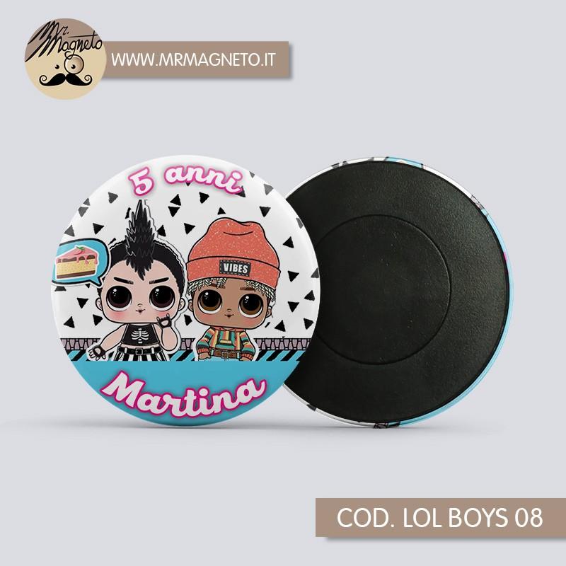 Calamita Pokemon 01 - Compleanno