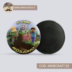 Calamita Principesse Disney 01 - Compleanno