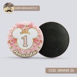 Calamita Snoopy 01 - Compleanno