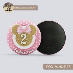 Calamita Snoopy 03 - Compleanno