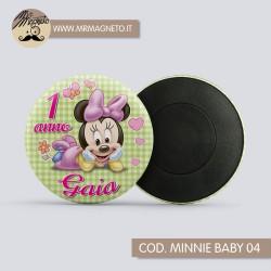 Calamita Super Mario Bros 01 - Compleanno