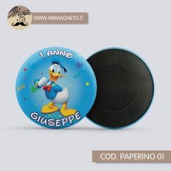 Calamita Baby Daisy 01 - Compleanno