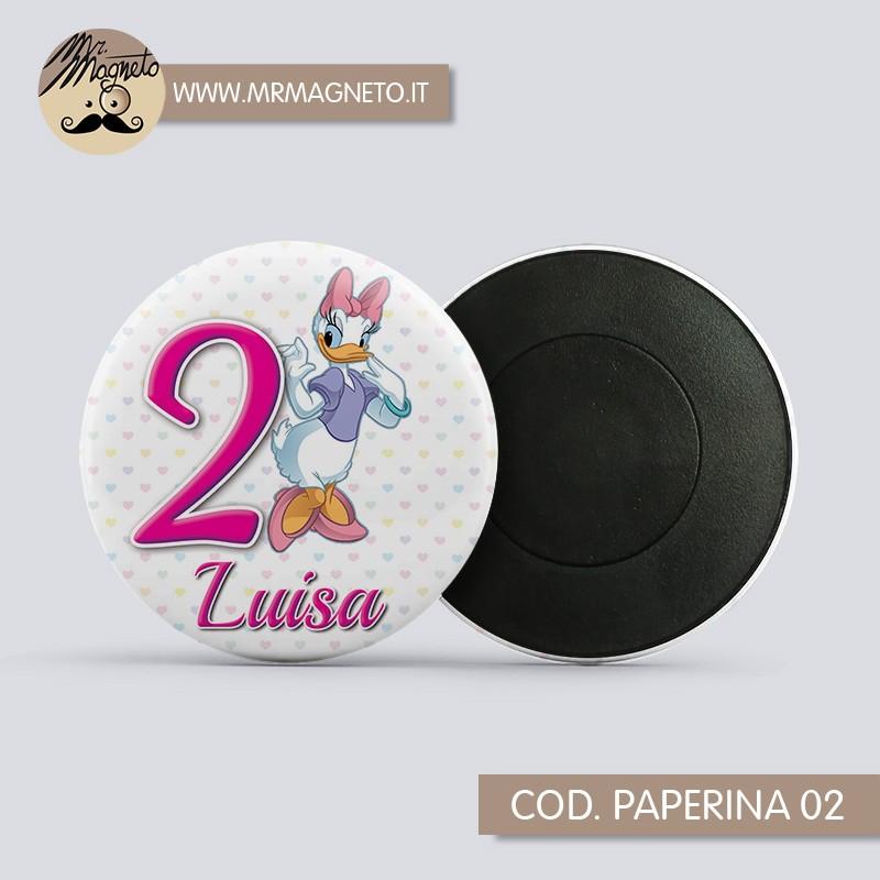 Calamita Minnie 02 - Compleanno