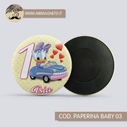 Calamita Minnie 11 - Compleanno