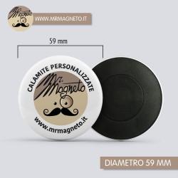 Calamita Minnie Silhouette 01 - Compleanno