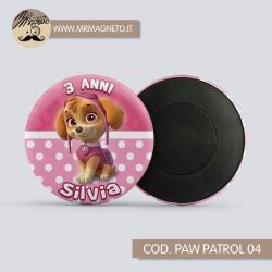 Calamita Minnie Silhouette 05 - Compleanno