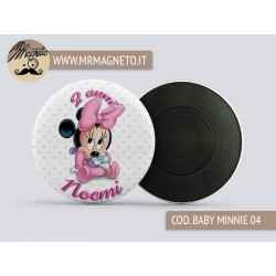 Calamita Baby Minnie 04 - Compleanno
