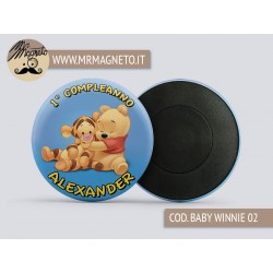 Calamita Baby Winnie the Pooh 02 - Compleanno