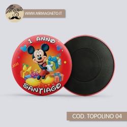 Lettere Alfabeto 3D - Cars