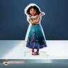 Frisbee - Ladybug personalizzabile 01