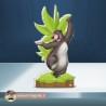 Frisbee - Minnie personalizzabile 01