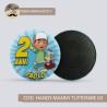 Frisbee - Super Pigiamini personalizzabile 01