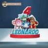 Frisbee - Pokemon personalizzabile 01