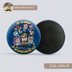 Sacca - Baby Mickey personalizzabile 02