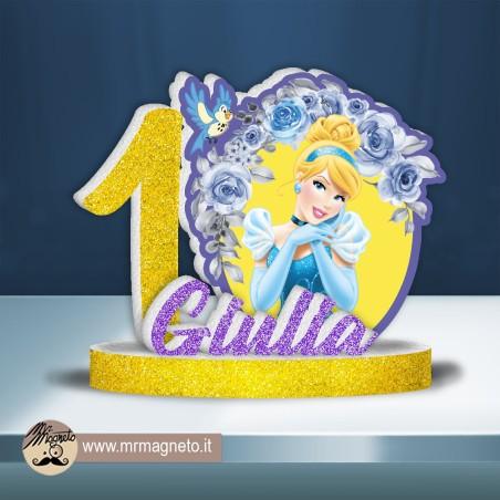 Striscione Minions 01 - carta cm 140x100 personalizzato