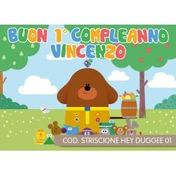 Striscione Aladdin 02 - carta cm 140x100 personalizzato