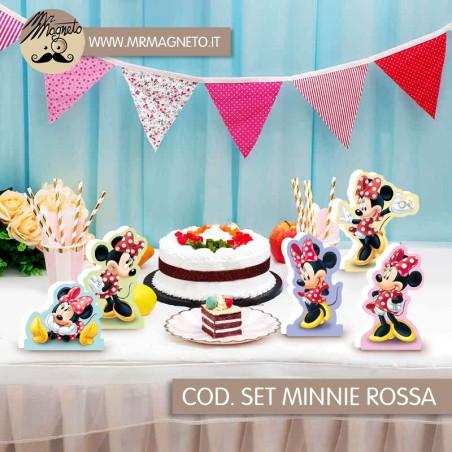 Striscione La Casa di Topolino 02 - carta cm 140x100 personalizzato