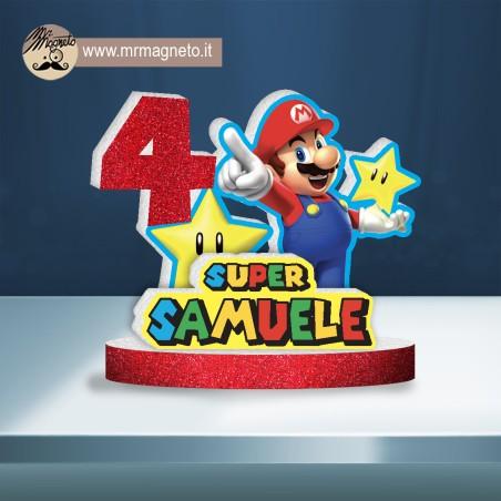Striscione Batman Lego 01 - carta cm 140x100 personalizzato