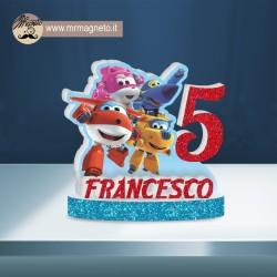 Striscione Batman Lego 02 - carta cm 140x100 personalizzato